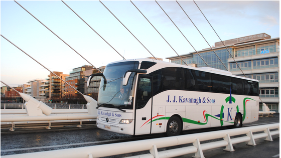 JJ Kavanagh & Sons Day Trip to Kilkenny City